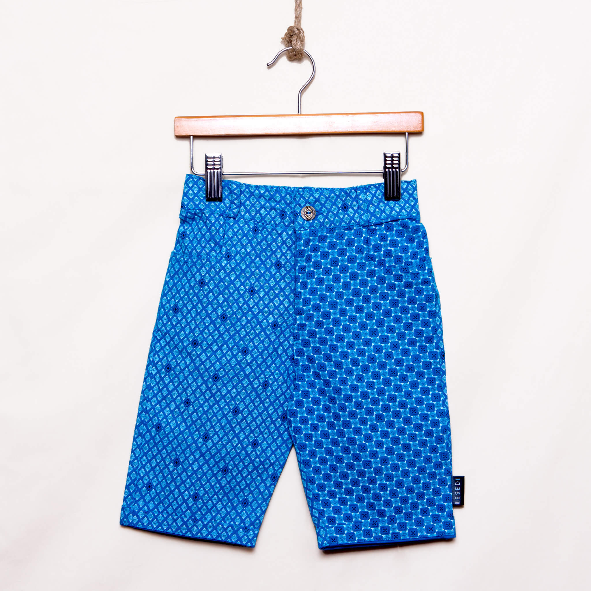 Boys Knee Length Shorts Jesse - LESEDI