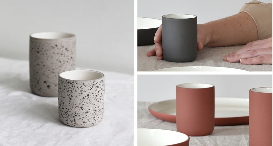 Our New Range Of Ceramics