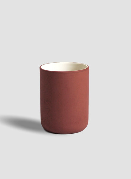 Terracotta Coffee Cup