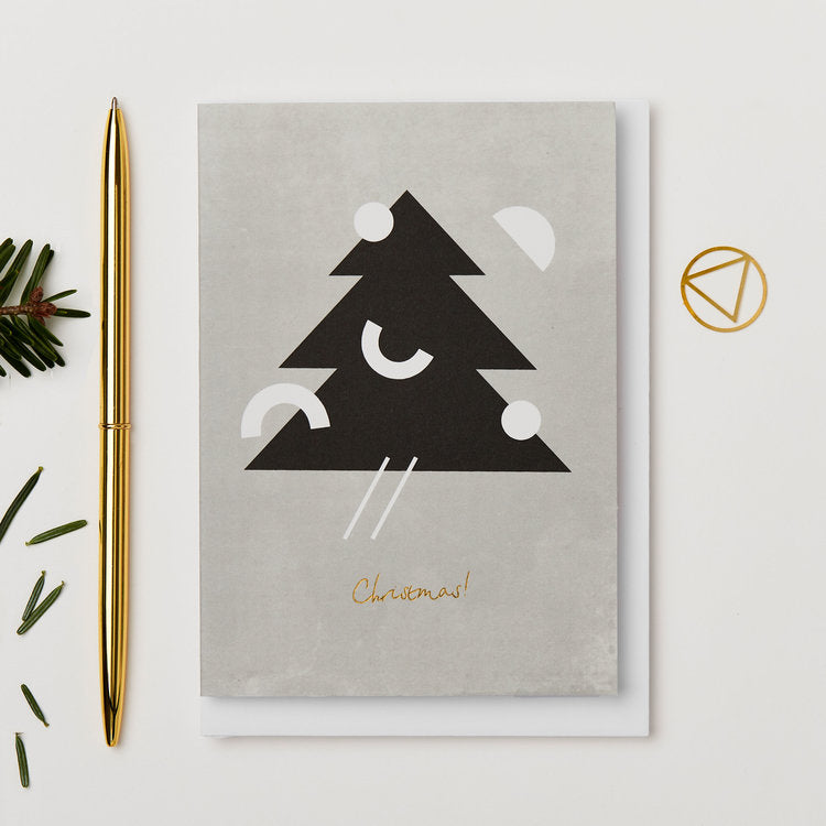 Christmas! Shapes Card | Pack