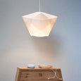 White Designer Pendant Light Small