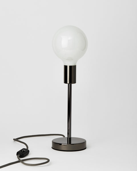 black pearl table lamp