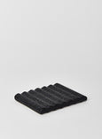 Black Speckle Wave Tray