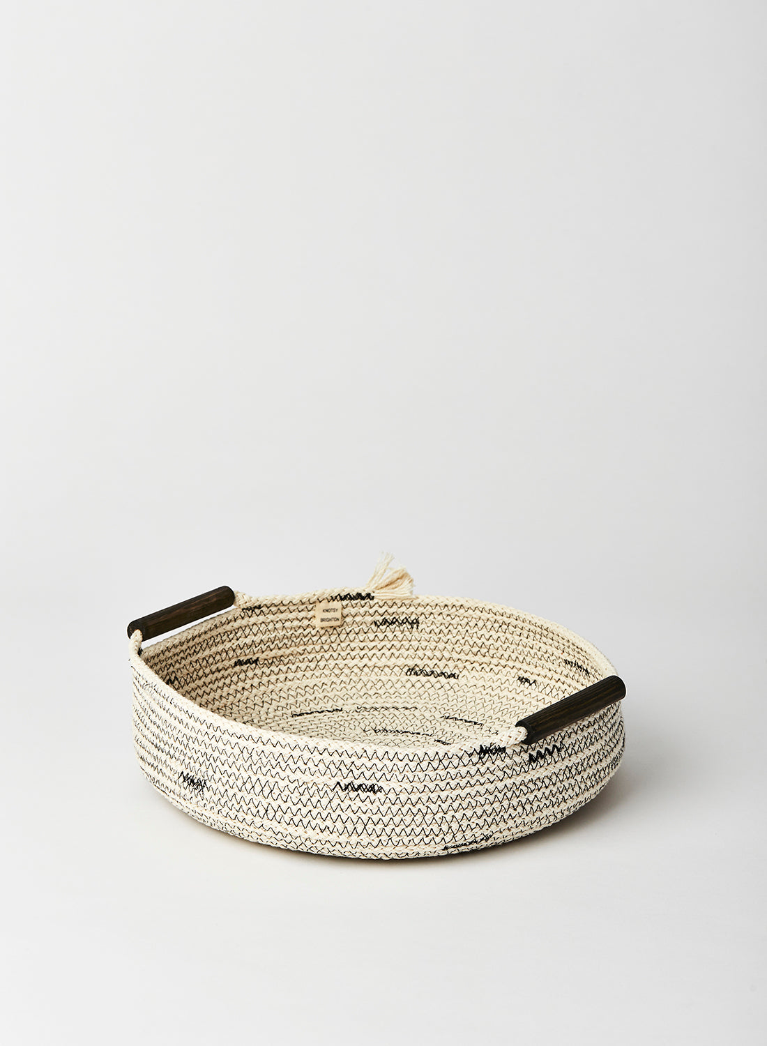 Mono Cotton Rope Tray