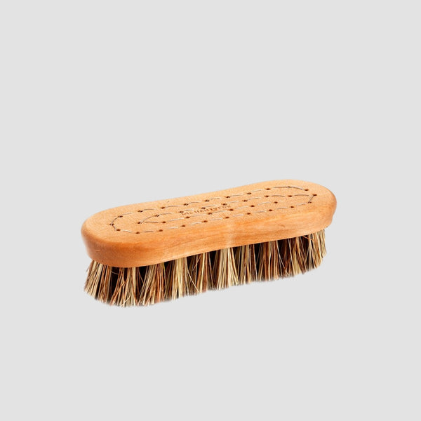 beech wood vegetable brush
