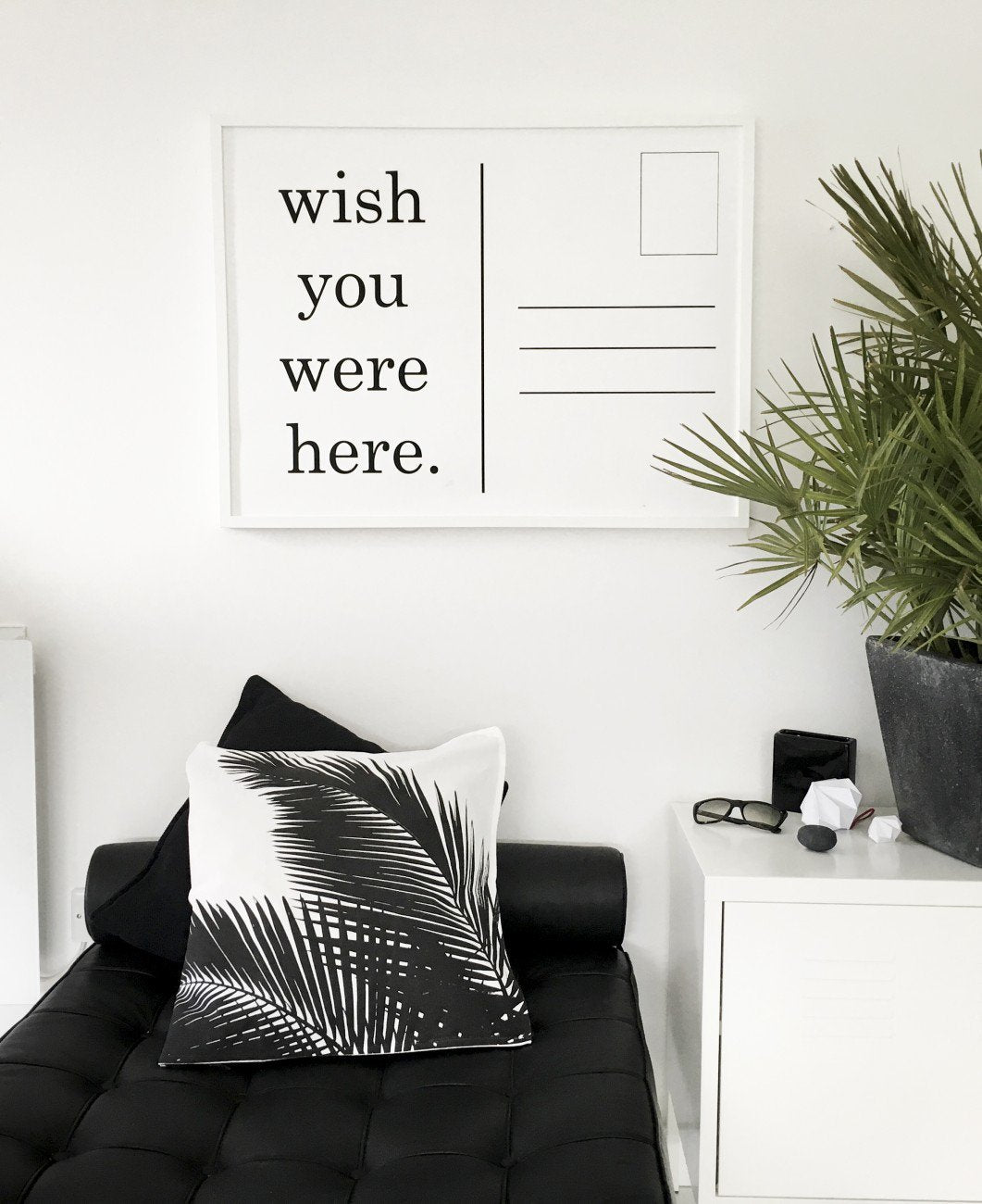 Wish you were here typography