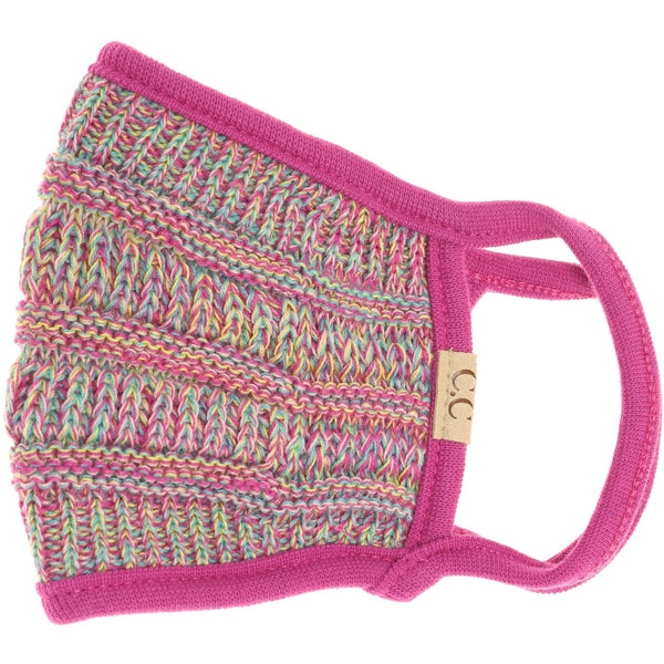 KIDS KNIT C.C Face Mask