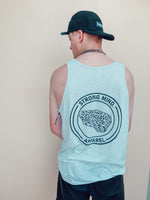 Heather Gray Triblend Unisex Tank