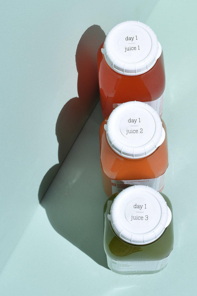 Stoke Cold Pressed Juice Detox - Advanced