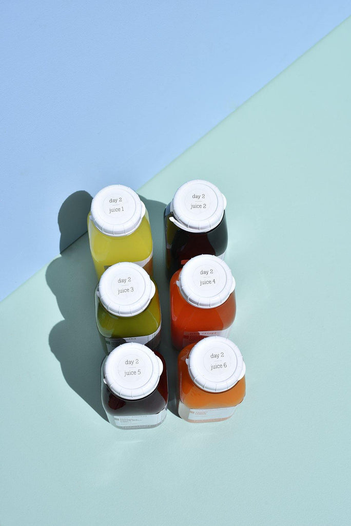 [ reset ] 3 day cold pressed juice cleanse - level 2