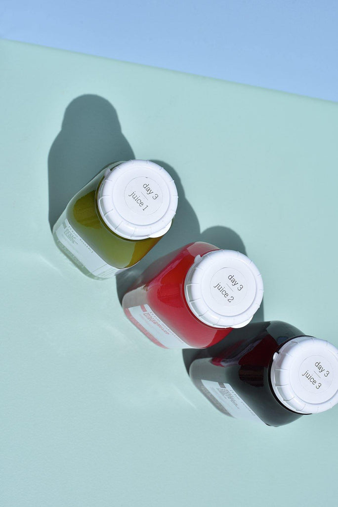 Stoke Cold Pressed Juice Detox - Beginner