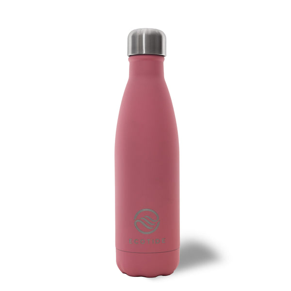 Matte Pink 500ml Water Bottle