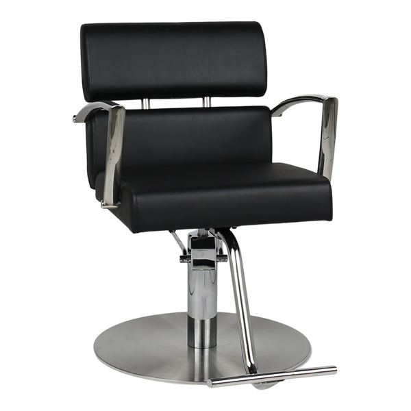 Charlotte Styling Chair - Black