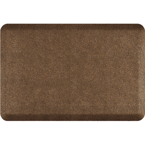 Bty Granite Station 3' X 2' - Copper Salon Mat