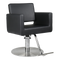 Draper Styling Chair - Black
