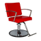 Duke Hair Salon Styling Chair - Red - Factory-Direct Clearance Sale