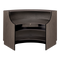 Ellipse American-Made Reception Desk - 90