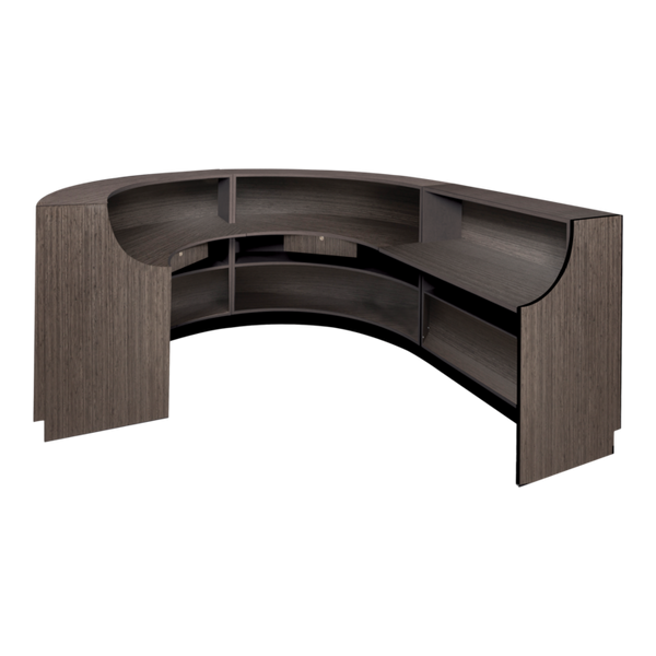 Ellipse American-Made Reception Desk - E