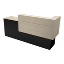 Garbo American-Made Reception Desk - B