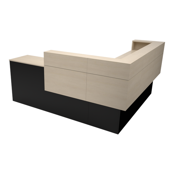 Garbo American-Made Reception Desk - J