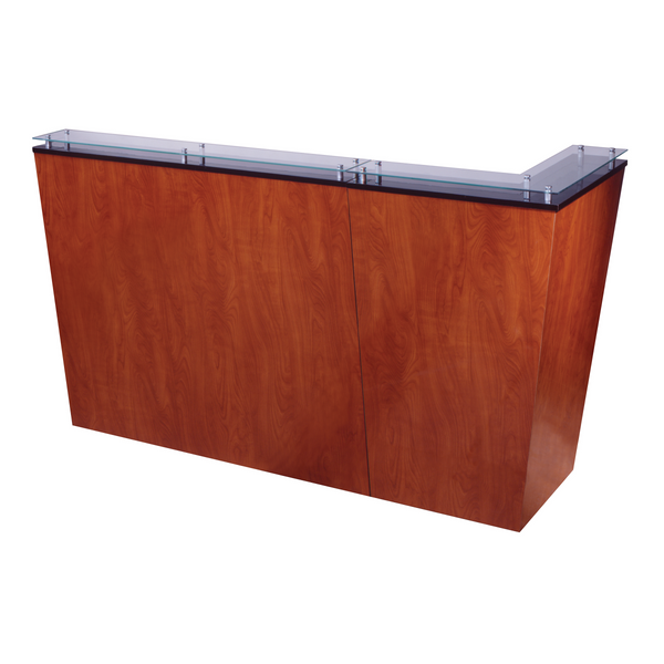 Javoe American-Made Reception Desk - C