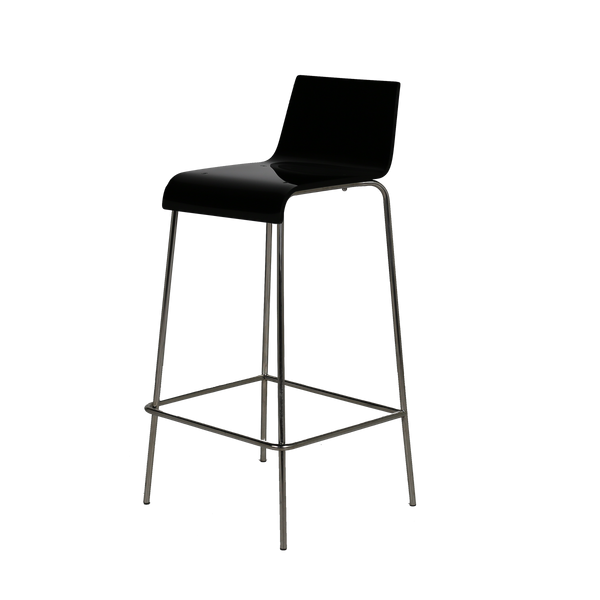 Modern Make-Up Consultation Bar Stool - Factory-Direct Clearance Sale