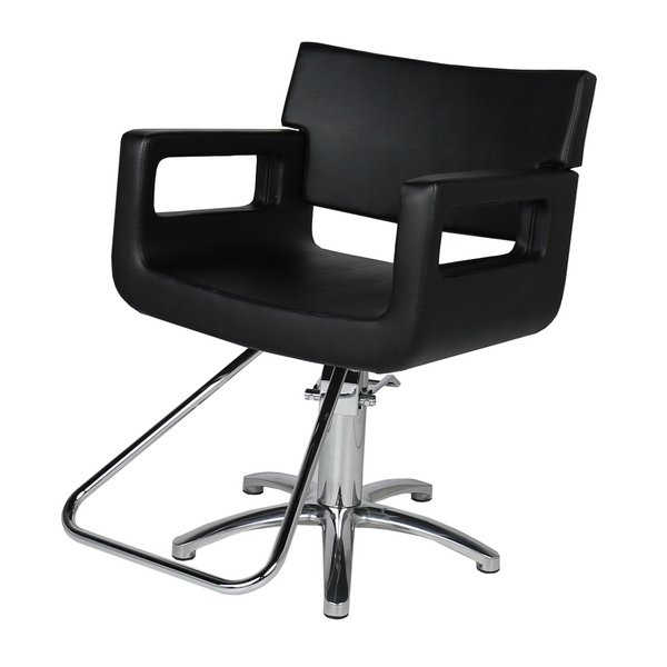 Maletti Salon Italy: Block Hair Salon Styling Chair - Factory-Direct Clearance Sale