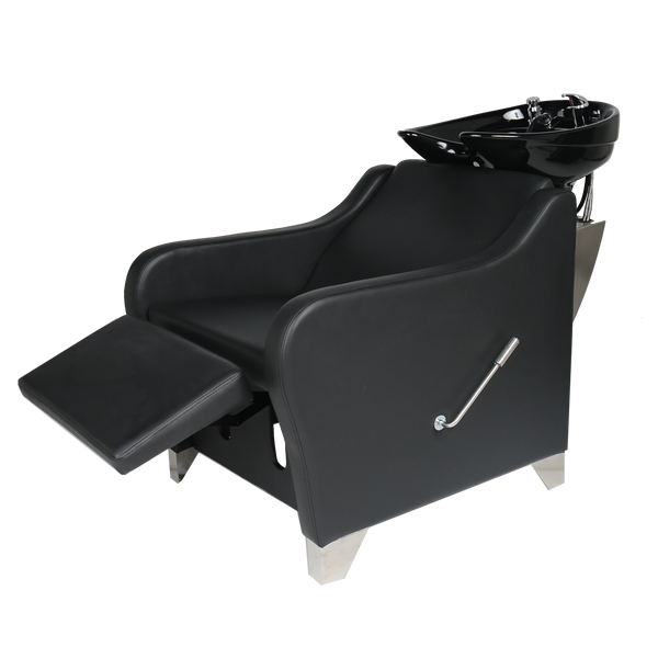 Malia Shampoo Shuttle with Footrest