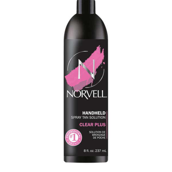 Norvell CLEAR PLUS Handheld Sunless Tan Solutions