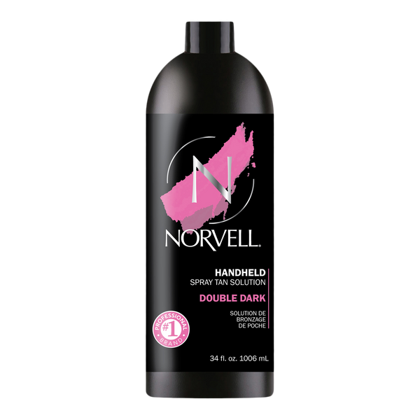 Norvell DOUBLE DARK Handheld Sunless Tan Solutions