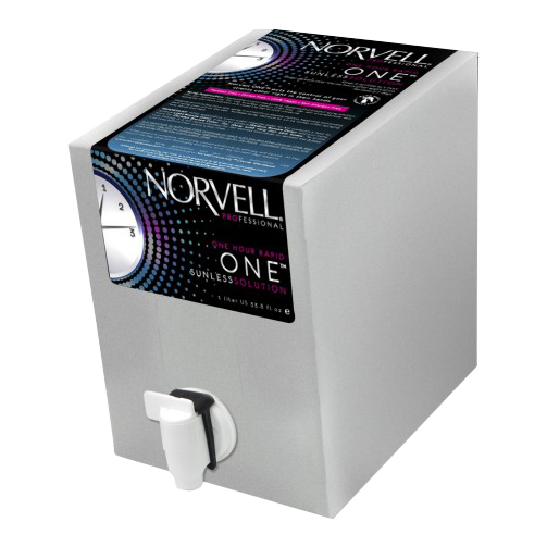 Norvell INTELLISPRAY One Hour Rapid ONE Booth Solutions