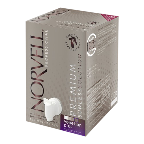 Norvell INTELLISPRAY Venetian Plus Booth Solutions