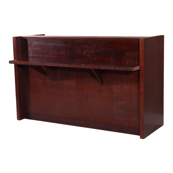 Palm Springs Hair Salon Reception Desk - Factory-Direct Clearance Sale