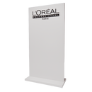 Free Standing American-Made Privacy Panels with Logo