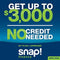 Snap Application Fee