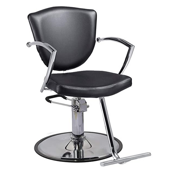 Veronica Styling Chair - Black