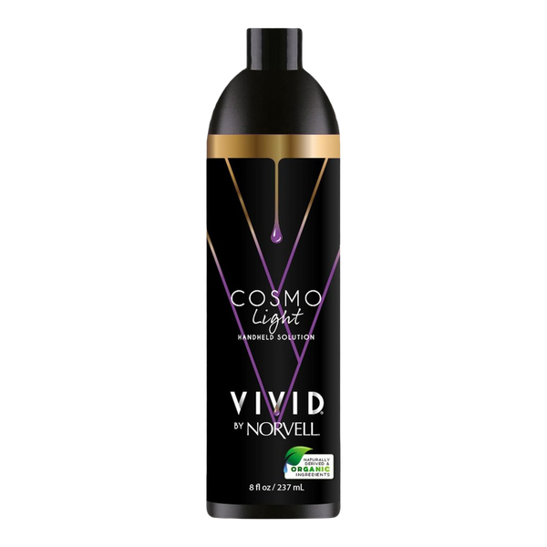 VIVID Cosmo Light Handheld Sunless Tan Solutions