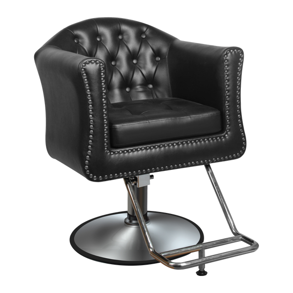 Westyn Hair Salon Styling Chair - Black - Factory-Direct Clearance Sale