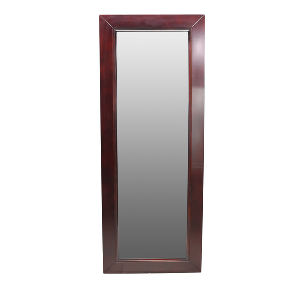 Whistler Framed Mirror - Espresso - Factory-Direct Clearance Sale