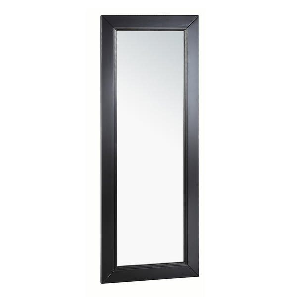 Whistler Framed Mirror - Black - Factory-Direct Clearance Sale