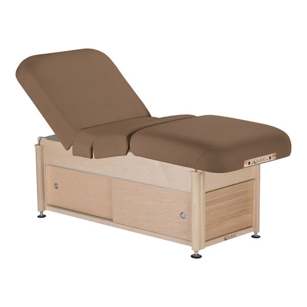 Serenity Facial Spa Treatment Table Cabinet Base with PowerAssist