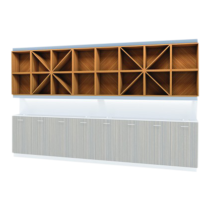 Shannon American-Made Upper Storage Unit