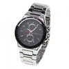 Curren Men's Stainless Steel Chronograph (Black 4.3cm Dial) - CUR060