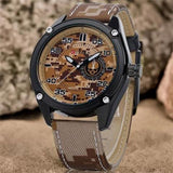 Curren Men's Military Watch (Dial 4.5cm) - CUR 177