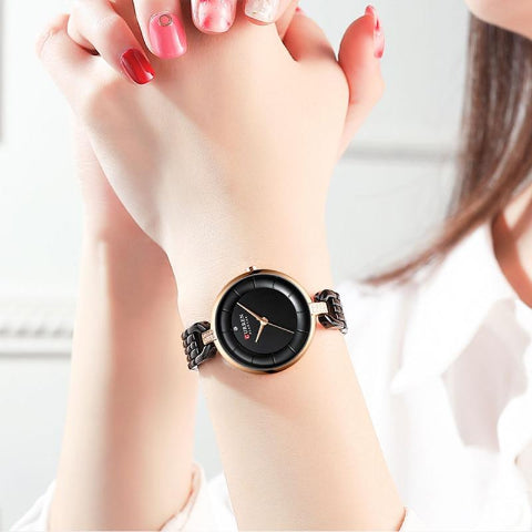 Curren New Women's Watch (Dial 3.2cm) - CUR180