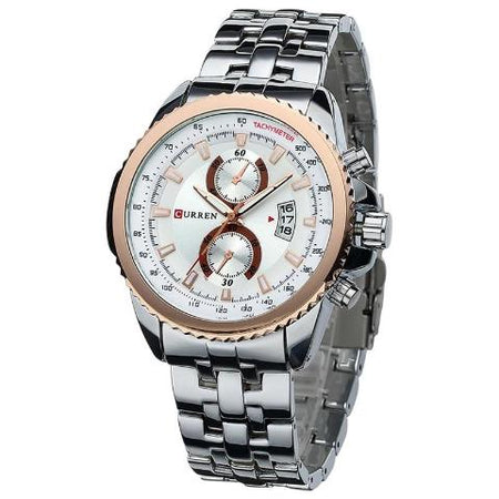 Curren Casual Dress Watch (Dial 4.5cm) - CUR 165