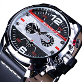 Curren Men's Racing Sports Watch (Dial 4.8cm) - CUR 134