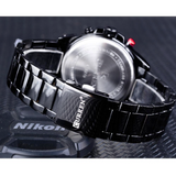 Curren Waterproof High Quality Metal Watch (Dial 4.5mm) - CUR 136
