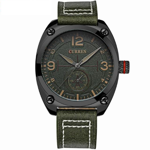 Curren Military Sports Men's Watch (Dial 4.6cm) - CUR 144