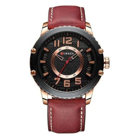 Curren Men's Sports Leisure Watch (Dial 4.8cm) - CUR204